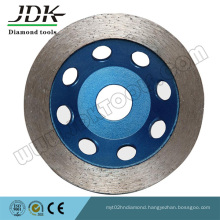 Diamond Grinding Cup Wheel Continuous Rim